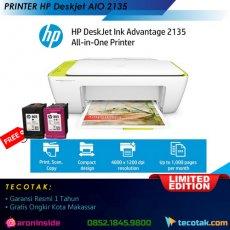 HP DeskJet AIO 2135